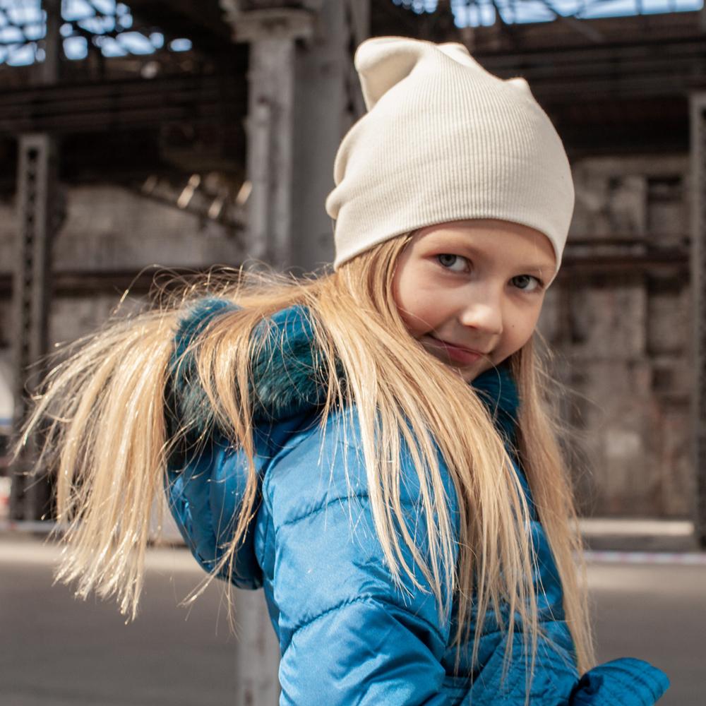 Подростковое демисезонное пальто синего цвета из водоотталкивающей плащевки