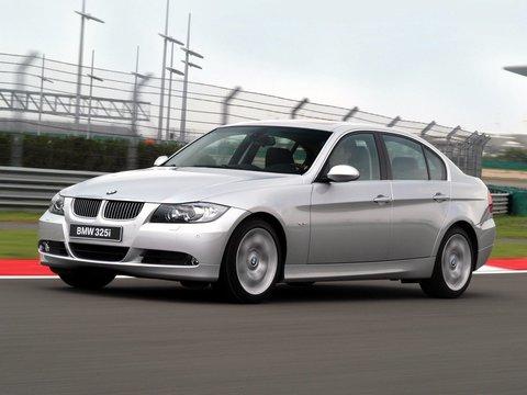 Чехлы на BMW 3 (Е90) 2005–2012 г.в.