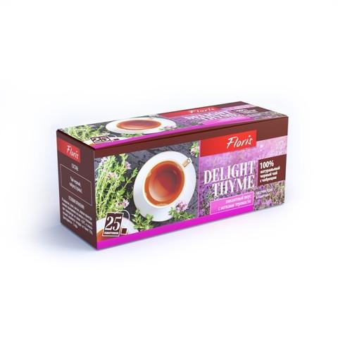 Чайный напиток DELIGHT THYME в фильр-пакетах, 37г ТМ