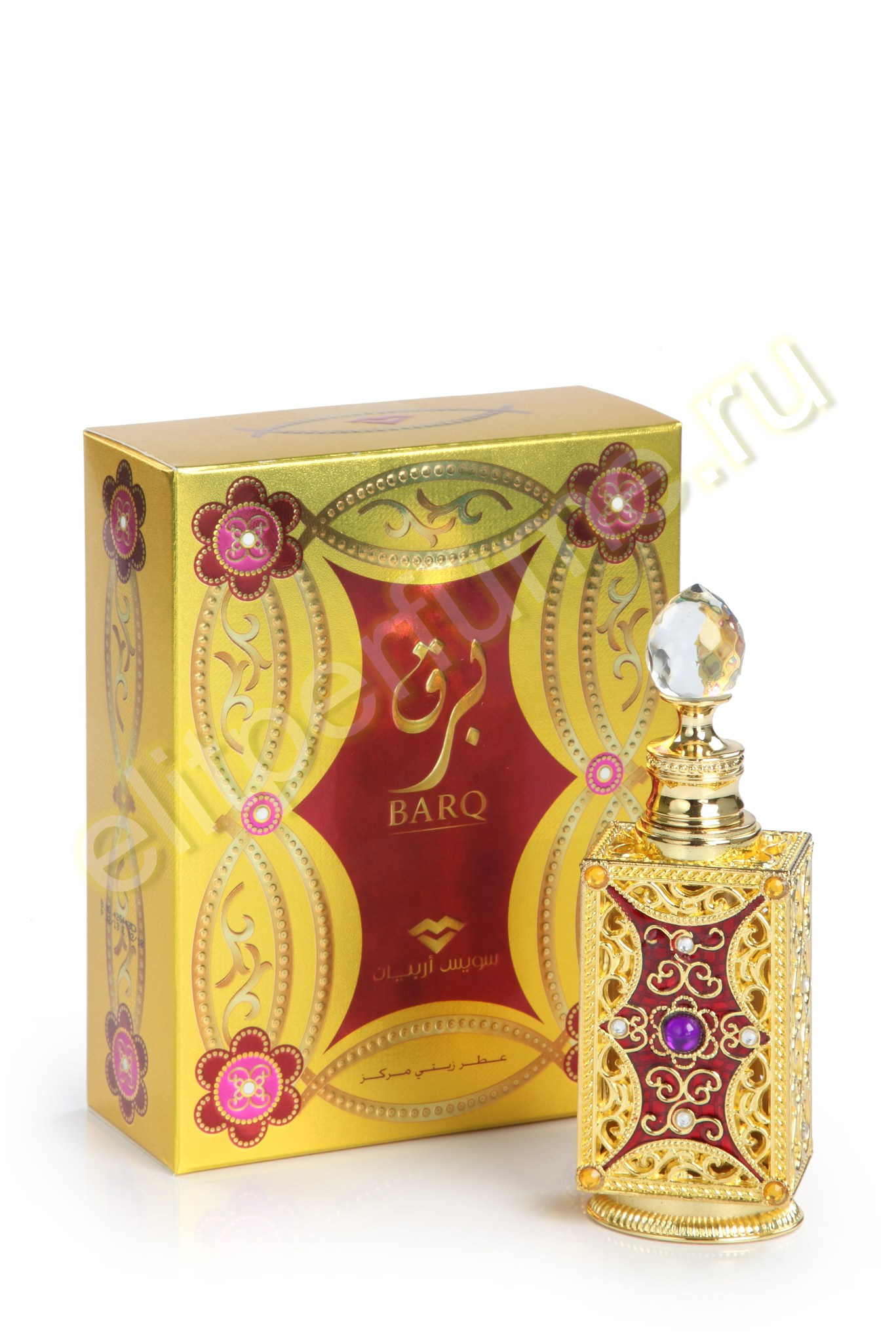 Пробники для арабских духов Barq Барк 1 мл арабские масляные духи от Свисс Арабиан Swiss Arabian
