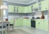 Модульный кухонный гарнитур «Монако» 2150/2750 (фисташка), ЛДСП/МДФ, ДСВ Мебель