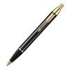 Parker IM - Black GT, шариковая ручка, M
