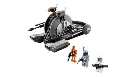 LEGO Star Wars: Дроид-танк Альянса 750151 — Corporate Alliance Tank Droid — Лего Звездные войны Стар Ворз