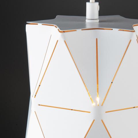 Подвесной светильник 50145/1 белый