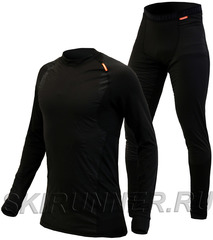 Комплект термобелья с ветрозащитой Noname Arctos WS 19 Underwear
