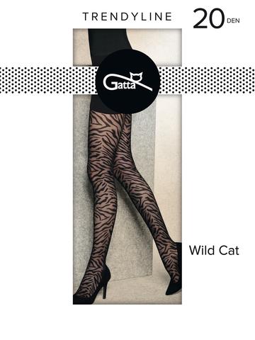 Колготки Wild Cat 03 Gatta