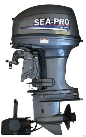 Лодочный мотор  SEA-PRO T 40 S&E