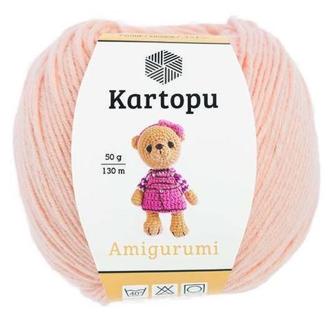Купить Пряжа Kartopu Amigurumi Код цвета K1219 | Интернет-магазин пряжи «Пряха»
