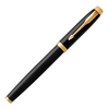 Parker IM Core - Black GT, ручка-роллер, F, BL
