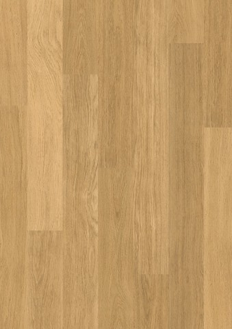 Natural varnished Oak planks | Ламинат QUICK-STEP EL896
