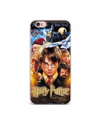 Telefon üzlüyü iPhone 7 Plus - Harry Potter