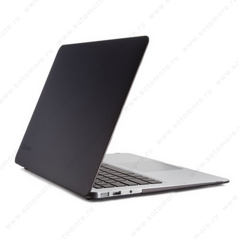 Накладка Speck для MacBook Air 13 - Speck SeeThru SATIN for MacBook Air 13 Black SPK-A0226