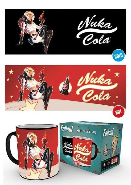 Кружка-хамелеон Fallout (Nuka Cola)