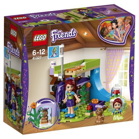 LEGO Friends: Комната Мии 41327 — Mia's Bedroom — Лего Френдз Друзья Подружки