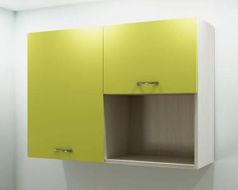 Шкаф кухонный ЭСТЕРО сушка левый