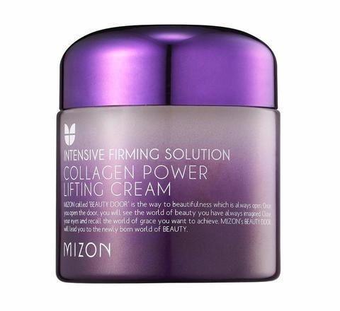 Омолаживающий крем для лица с морским коллагеном Mizon Collagen Power Lifting Cream