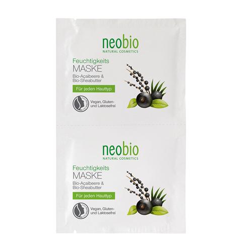 Увлажняющая маска для лица NeoBio, 15 мл