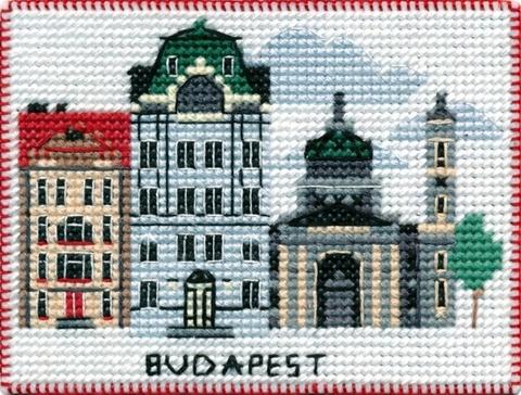Столицы мира. Будапешт