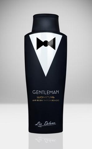Liv delano Gentleman Шампунь для всех типов волос 300г