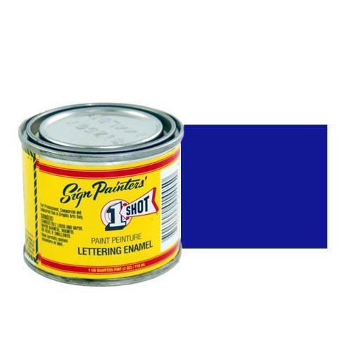 Пинстрайпинг (pinstriping) 155-L Эмаль для пинстрайпинга 1 Shot Синий (Reflex Blue), 118 мл ReflexBlue.jpg