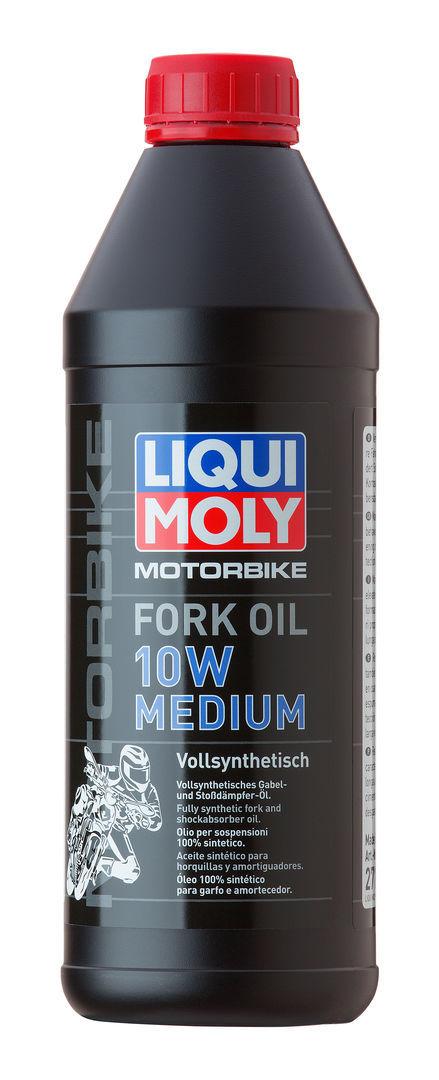Liqui Moly Motorbike Fork Oil Medium 10w Синтетическое масло для вилок и амортизаторов