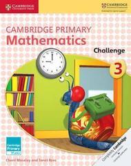 Cambridge Primary Mathematics Challenge 3,  Paperback, 1 Ed, Moseley/Rees