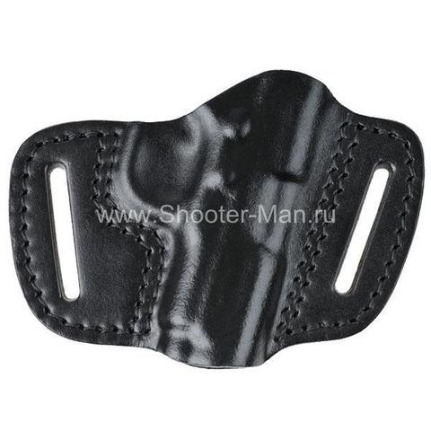 Кожаная кобура на пояс для пистолета ТТ ( модель № 1 )