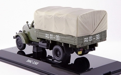 ZIS-150 board with awning green DIP 1:43