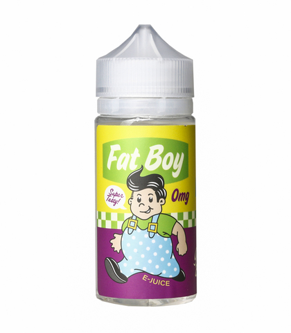 Fat Boy Fat Boy: Жидкость Frozen Green Apple Bubble Gum, 100 мл
