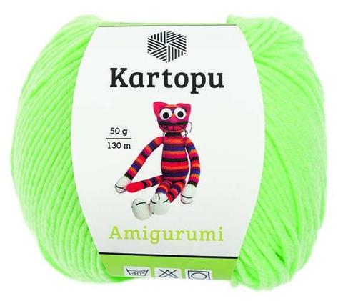 Купить Пряжа Kartopu Amigurumi Код цвета K1437 | Интернет-магазин пряжи «Пряха»