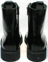 Ботинки кожаные женские зимние Ari Andano 740 All Black.