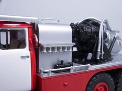 ZIL-131 AGVT-100 fire engine unprinted Start Scale Models (SSM) 1:43
