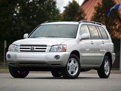 Чехлы на Toyota Highlander 2001–2007 г.в.