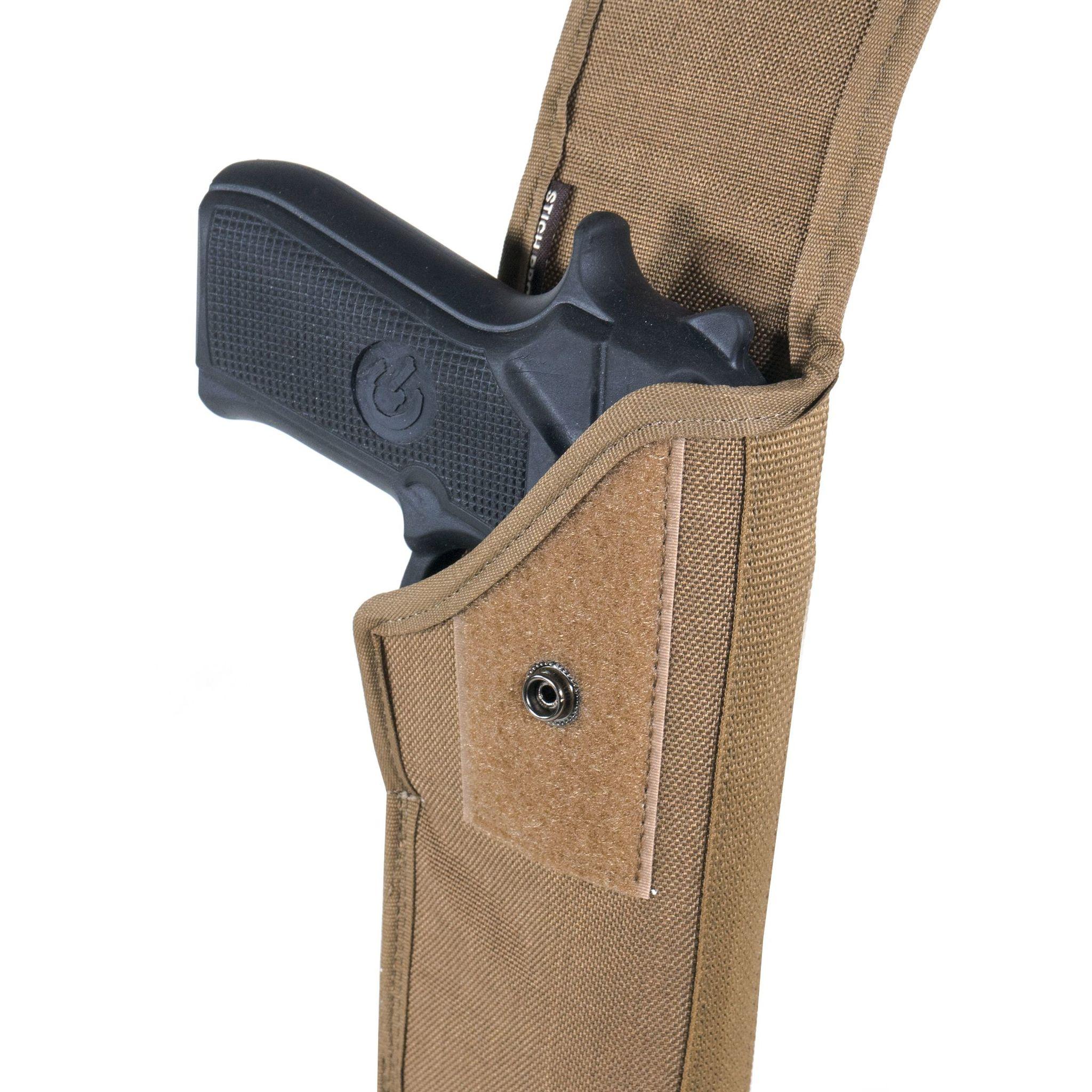 Кобура закрытая текстильная для пистолета Ярыгина Стич Профи