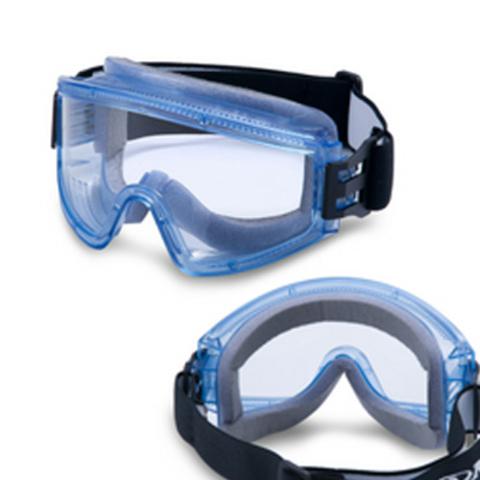 Очки защитные закрытые ЗП2 PANORAMA super PС с прямой вентиляцией