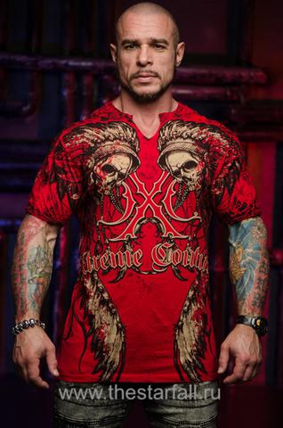 Купить футболку Xtreme Couture от Affliction X1845I