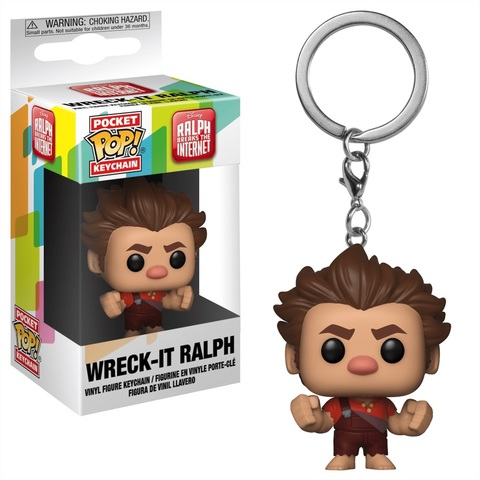 Брелок Funko POP! Keychain Wreck-It Ralph