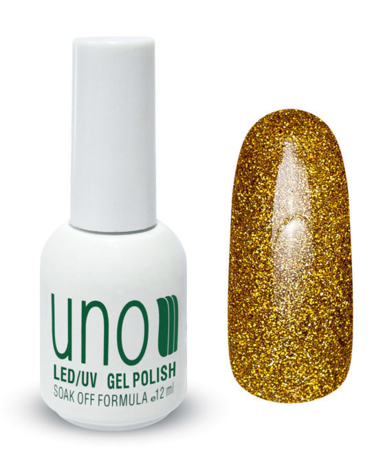 UNO Гель-лак UNO № 110, Золотая пыль, Gold Dust,  12 мл gel-lak-uno-110-zolotaya-pyl-gold-dust-12ml.jpeg