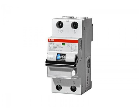 Выключатель авт.диф.т.DS201 C10 AC300