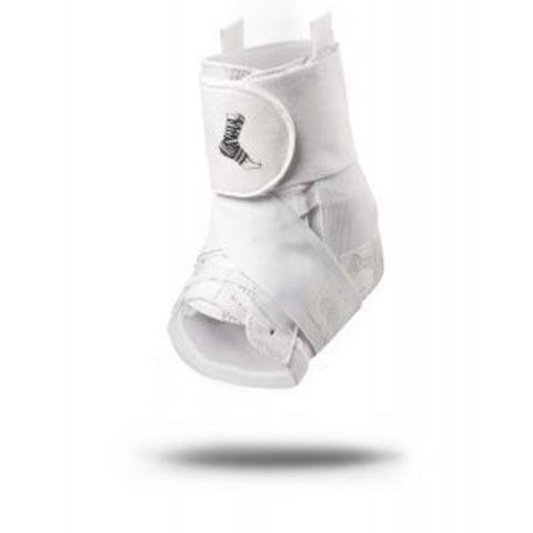 42220 The ONE Ankle Brace, Регулируемый бандаж на голеностопный сустав, Белый, XS, в пакете