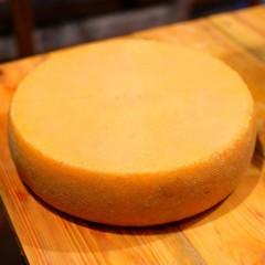Сыр «Грюер» выдержанный  (КФХ Буркова) / 200 гр