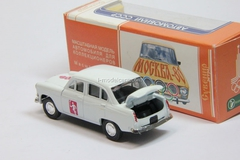 Moskvich-403 Moscow-80 version 3 Agat Mossar Tantal 1:43