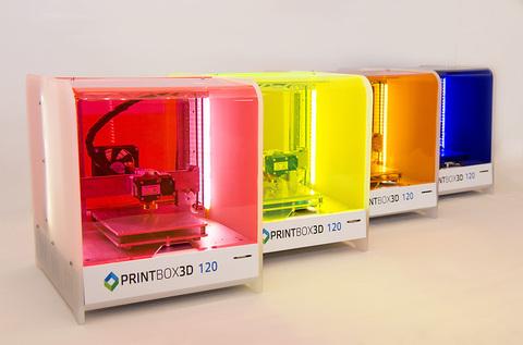 3D-принтер PrintBox3D 120