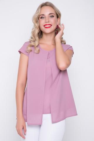 <p>Очаровательная блузка для летних деньков!</p>