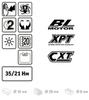 Дрель-шуруповерт ударная аккумуляторная Makita HP332DWAX1