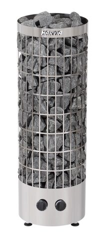 HARVIA Электрическая печь Cilindro HPC700400 PC70 со встроенным пультом