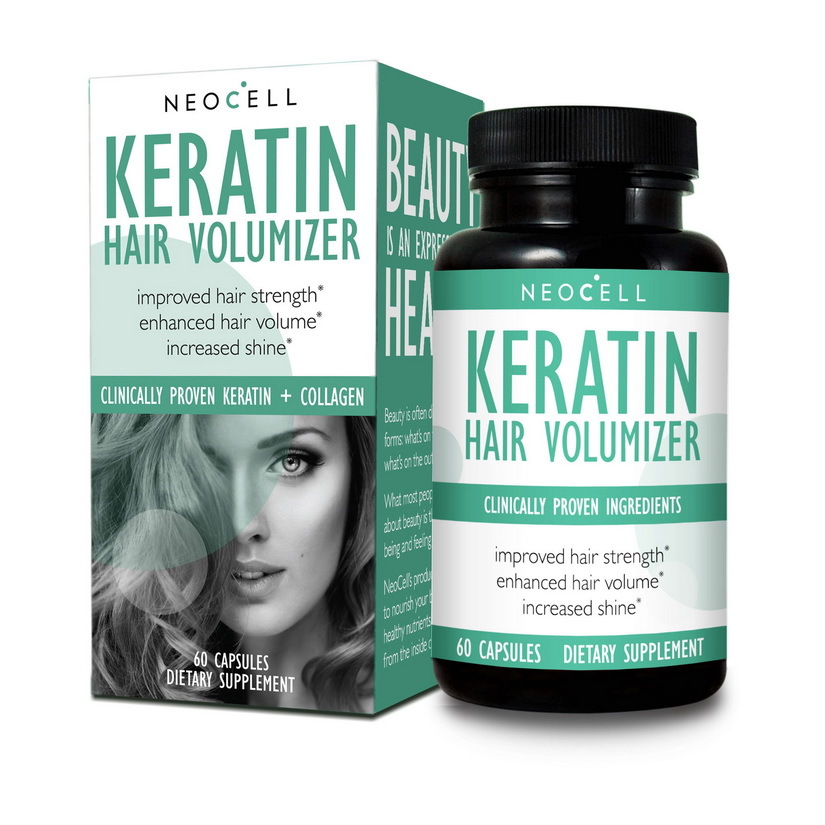 Keratin Hair Volumizer