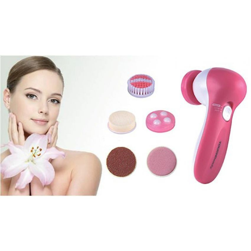МАССАЖЕР ДЛЯ ЛИЦА 5 IN 1 BEAUTY CARE MASSAGER