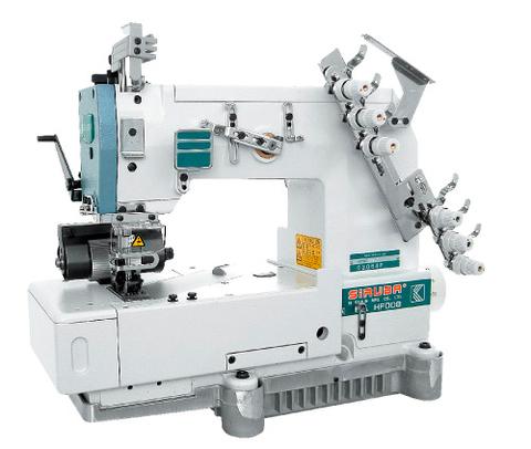 Двухигольная швейная машина Siruba HF008-02064P/FBQ/C   Soliy.com.ua