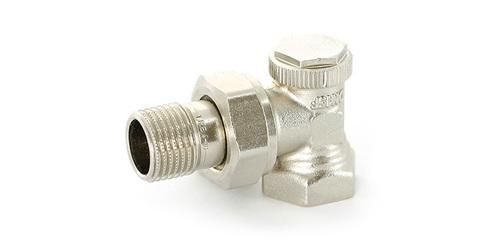 Вентиль обратный угловой Uni-Fitt Thermo 3/4